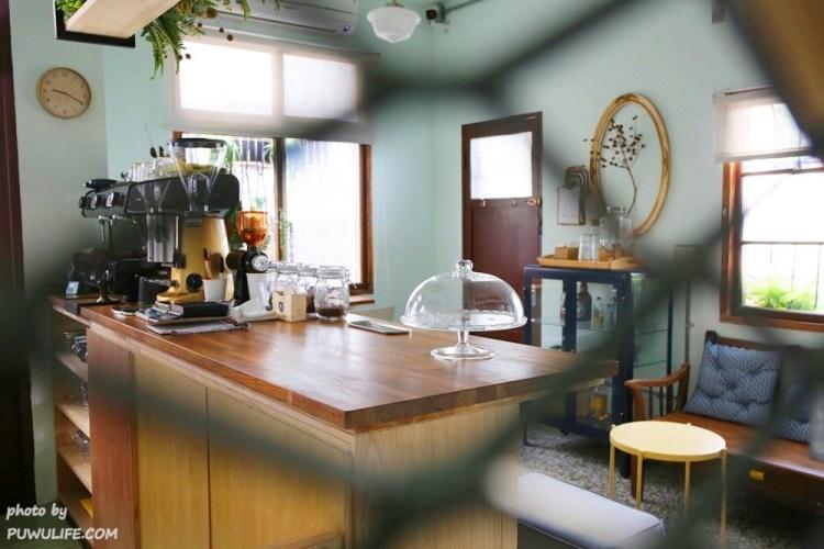 有戶人家 une Famille 台南成大周邊老宅咖啡