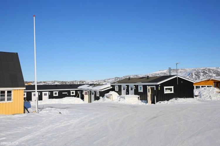【北緯69度】格陵蘭伊盧利薩特公寓住宿.Icefiord Apartments(位處市中心附廚房)