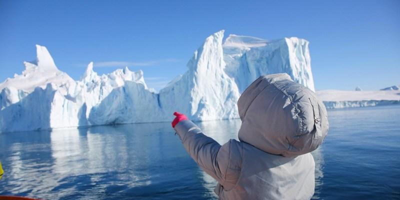 【北緯69度】格陵蘭伊盧利薩特冰山之旅(Ilulissat Boat Trip)