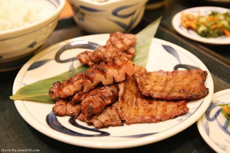 【東京自由行】ねぎし(Negishi)炭烤牛舌定食.東京人氣美食CP值爆表!
