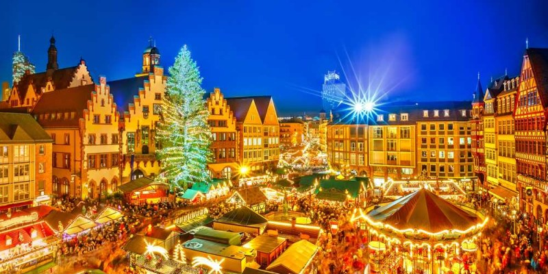 2018 歐洲聖誕市集時程表.Europe Christmas Market