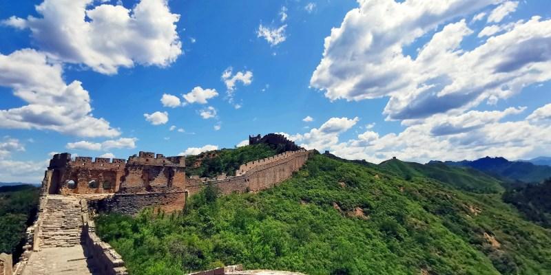 【北京自由行】世界文化遺產金山嶺長城.交通方式、開放時間、門票資訊、推薦路線