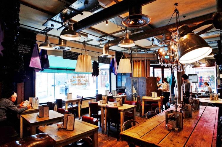 【英國遊學】Bill's 倫敦蘇活區(SOHO)人氣早午餐,近皮卡迪利圓環(Piccadilly Circus)