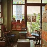 穿牆貓 Cat Traveller Cafe|好好拍,小巷中的綠色博物館