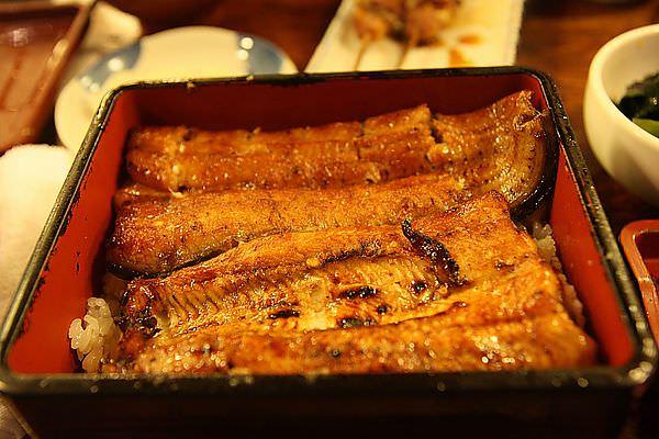 【肥前屋】中山北。好吃鰻魚飯再一發