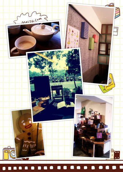 【be be cafe】碧湖公園。簡單就很迷人