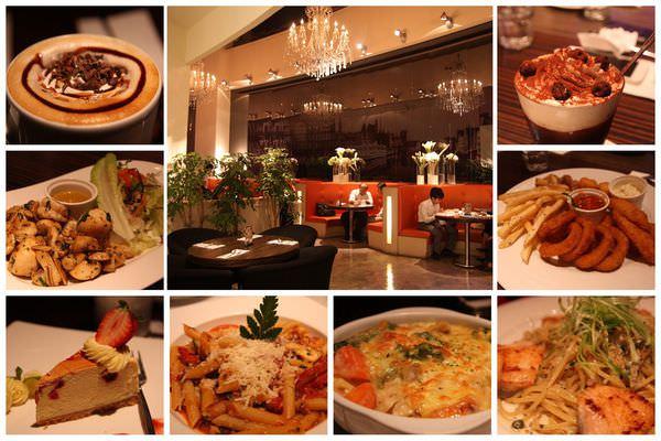 【Cafe Kitchen】大安區。餐點豐富多元的義式創意咖啡館~美賣唷!(SOGO復興館)