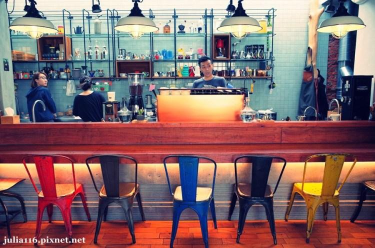 【St.1 Cafe/Work Room】台南永康區。無處不驚喜♥摩登工業咖啡館