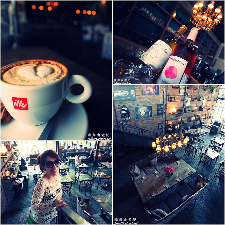 【峇里島度假去】水明漾(Seminyak).下午茶推薦x超美打卡熱點The Bistrot古典咖啡廳♥♥