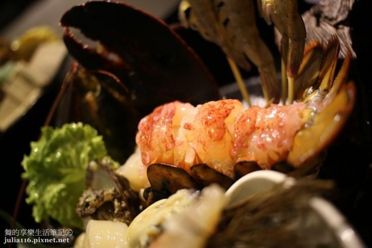 【柊火鍋專門店】信義區。三訪❤冬天就是要吃鍋,波士頓龍蝦盛合海鮮新登場!