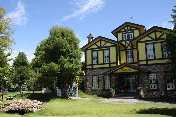 【羅騰堡莊園】宜蘭五結住宿推薦!離台北最近的歐洲城堡。外觀篇