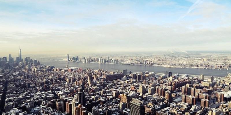 【冬季大蘋果】紐約市最高地標~帝國大廈(Empire State Building)