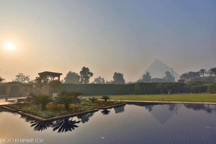 【埃及不思議】開羅住宿推薦!Mena House。距離金字塔最近的百年經典飯店,景觀無敵超震撼!