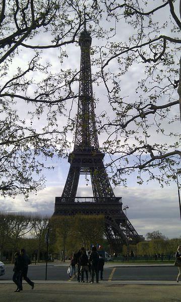 【巴黎自由行】Bonjour!Paris