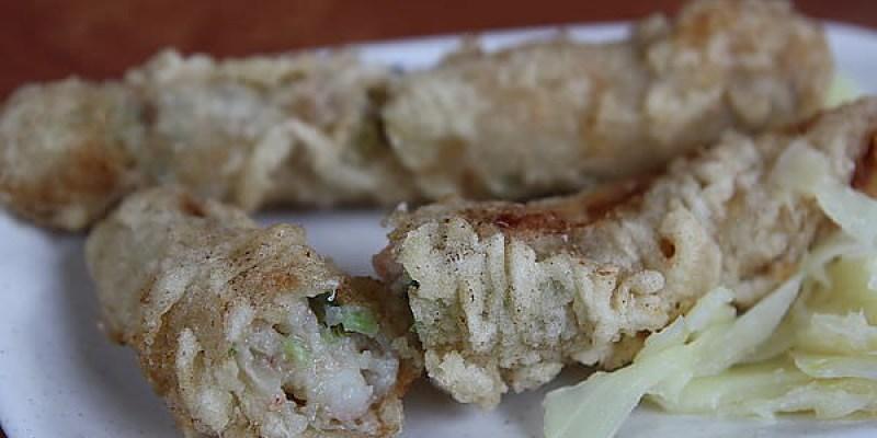 台南人氣小吃Part 2~鄭記土魠魚羹。江水號。安平豆花。周氏蝦捲。義豐冬瓜茶