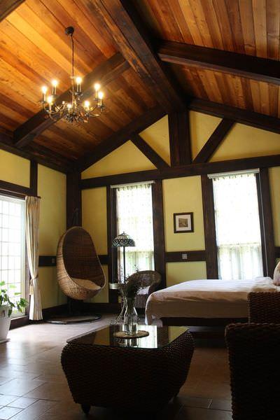【羅騰堡莊園】宜蘭五結住宿推薦!離台北最近的歐洲城堡。客房篇