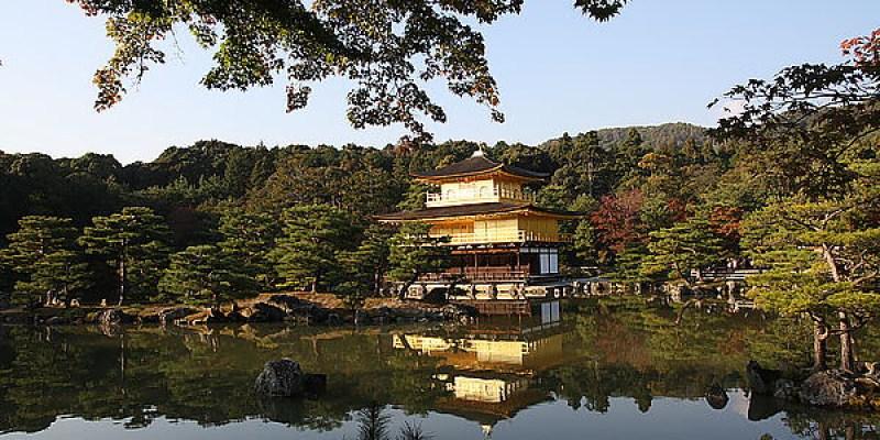 【京阪神自由行】金閣寺。純粹是攝影集~沒有參考價值囧
