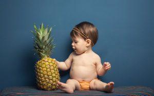 Польза и вред ананасов при ГВ
