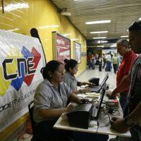 CNE solo recibió 1007 reclamos de los ciudadanos contra el Registro Electoral