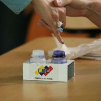 Falta químico para producir la tinta indeleble del 8D