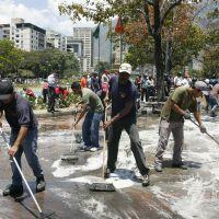 7 de cada 10 chacaoenses avalan desempeño del alcalde durante protestas