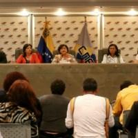 """Tibisay Lucena, Sandra Oblitas y Luis Emilio Rondón integrarán al """"nuevo CNE"""""""