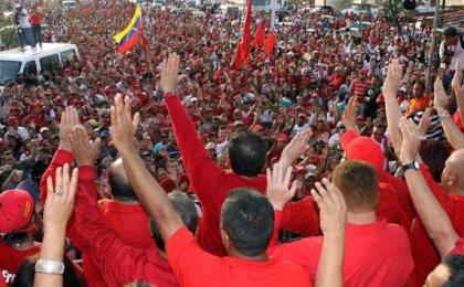 41% de los chavistas creen que sanciones de EEUU son para invadir a Venezuela