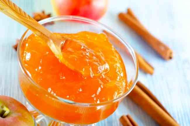 как сварить варенье из маленьких яблок