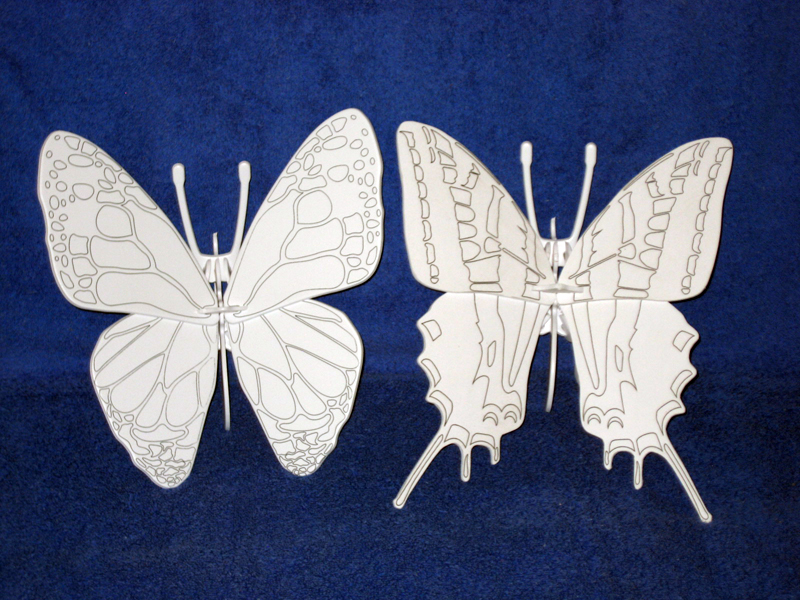 Scroll Saw Butterfly