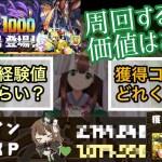 【パズドラ】山本Pランク1000記念闘技場!ランク経験値・獲得コインどれくらいもらえる?