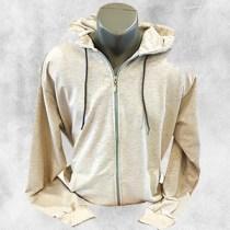 duks jakna krem
