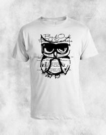 Majica bad owl