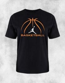 basketball 1 crna majica