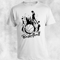 basketball 2 bela majica