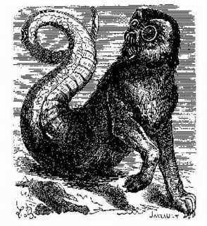 Aamon from the Dictionnaire Infernal - Grand Marquis of Hell