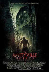 Amityville Horror Movie Poster 2005