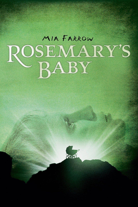 Rosemary's Baby (1968) movie poster