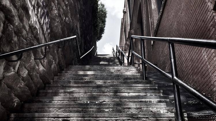 Creepy Stairs