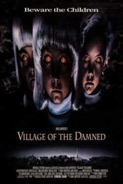 Village of the Damned (1995) Movie Poster