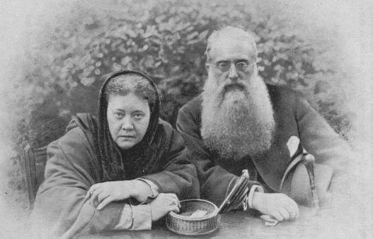 Blavatsky and Olcott