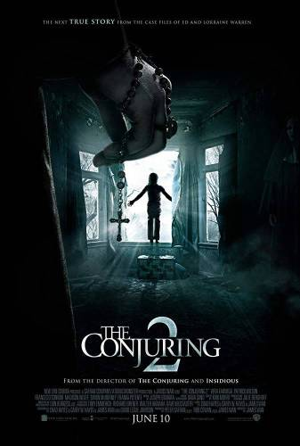 The Conjuring 2 Horror movie Poster
