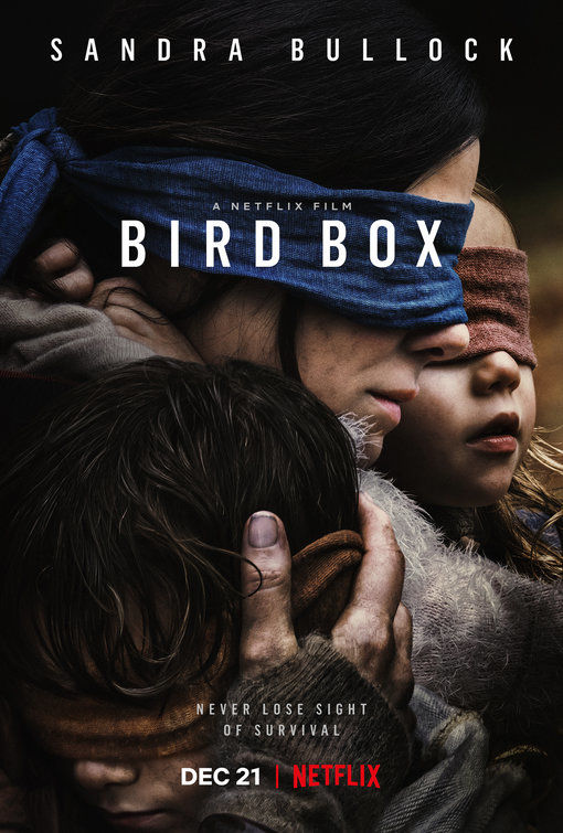 Bird Box (2018) Movie Poster