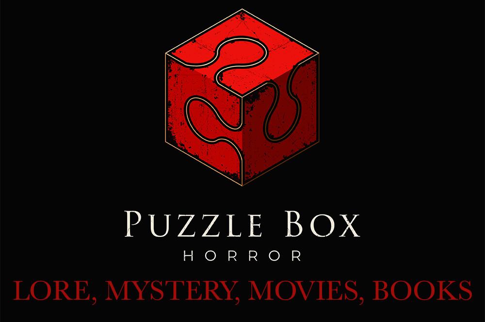 Puzzle Box Horror Logo