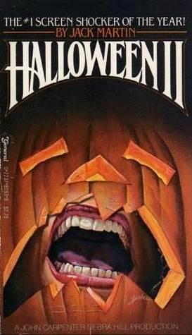 Halloween II by Jack Martin (1981)