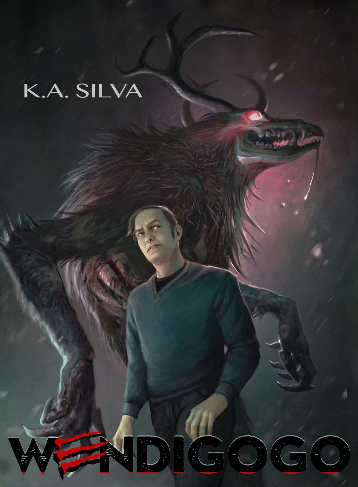 Wendigogo Book Cover