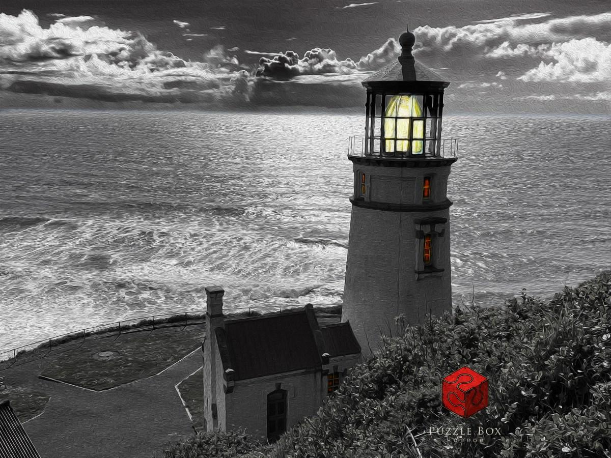 Heceta Head Haunted Lighthouse
