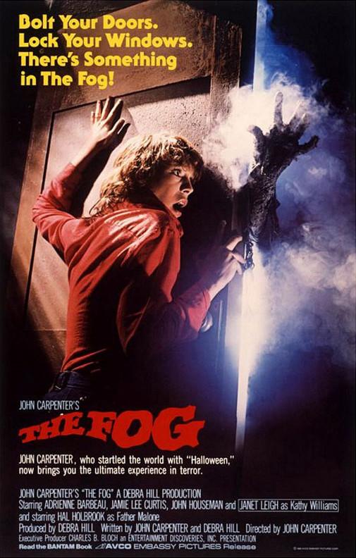 The Fog Horror Movie Poster