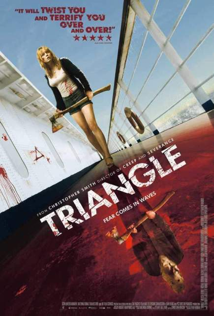 Triangle Horror Movie Poster