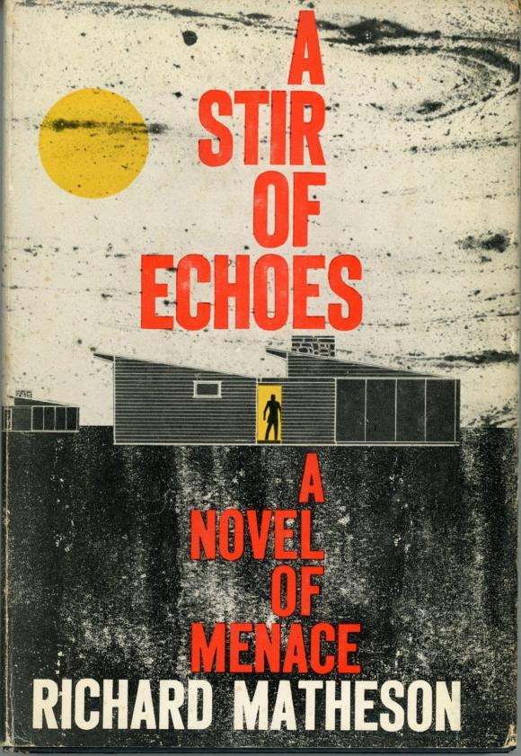 A Stir of Echoes (1958) Book Cover