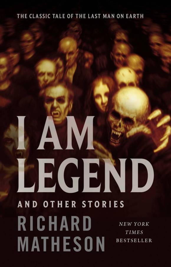 I Am Legend (1954) Book Cover